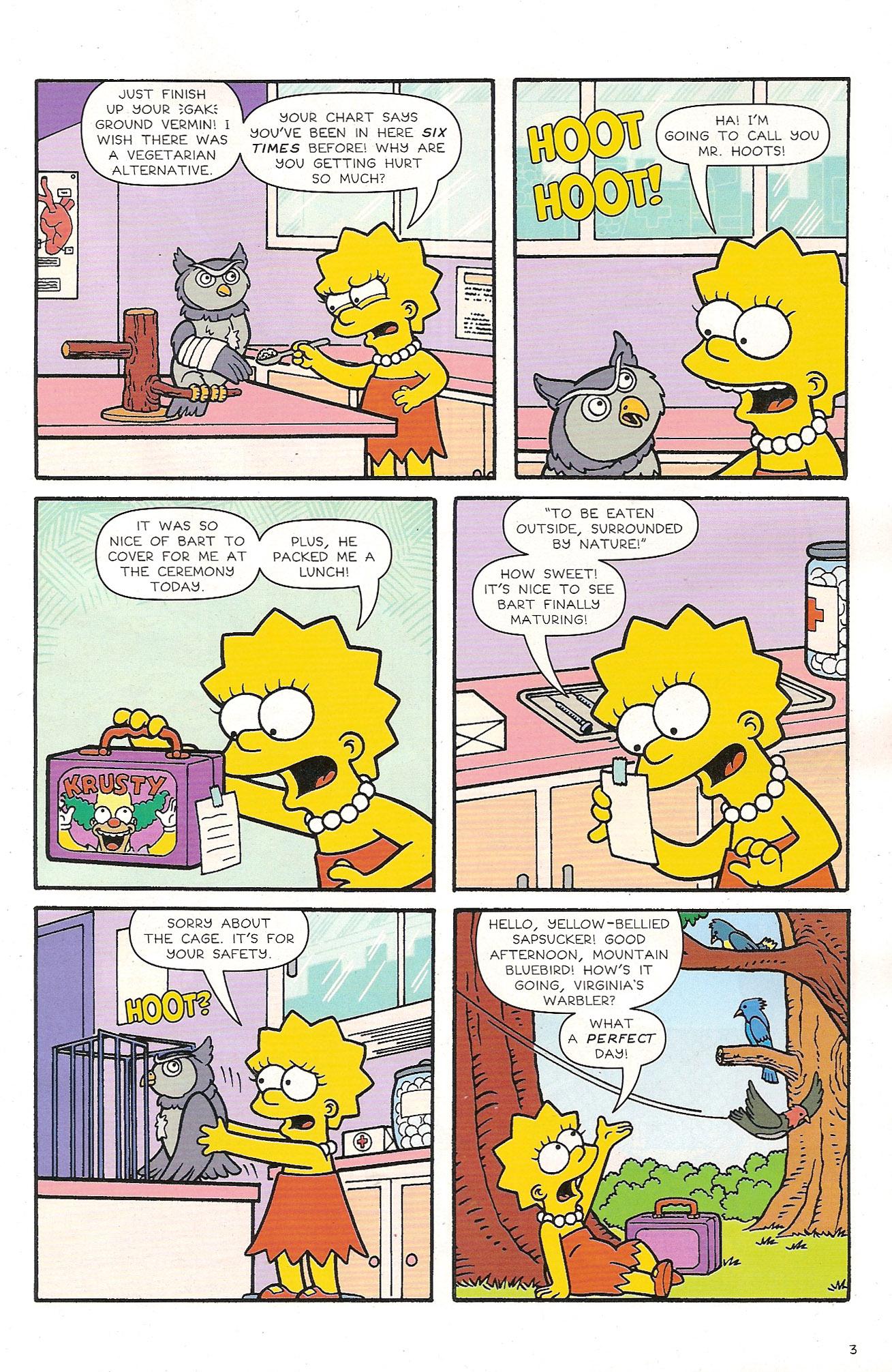 Read online Simpsons Comics comic -  Issue #174 - 5