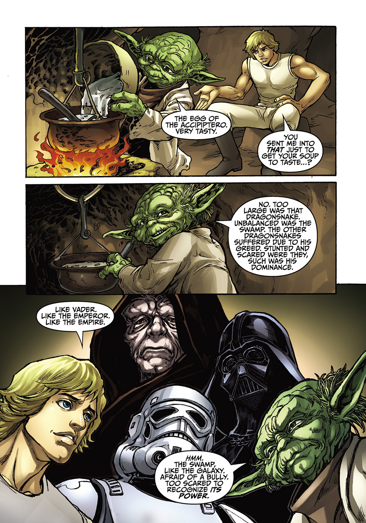 Read online Star Wars Omnibus comic -  Issue # Vol. 33 - 236