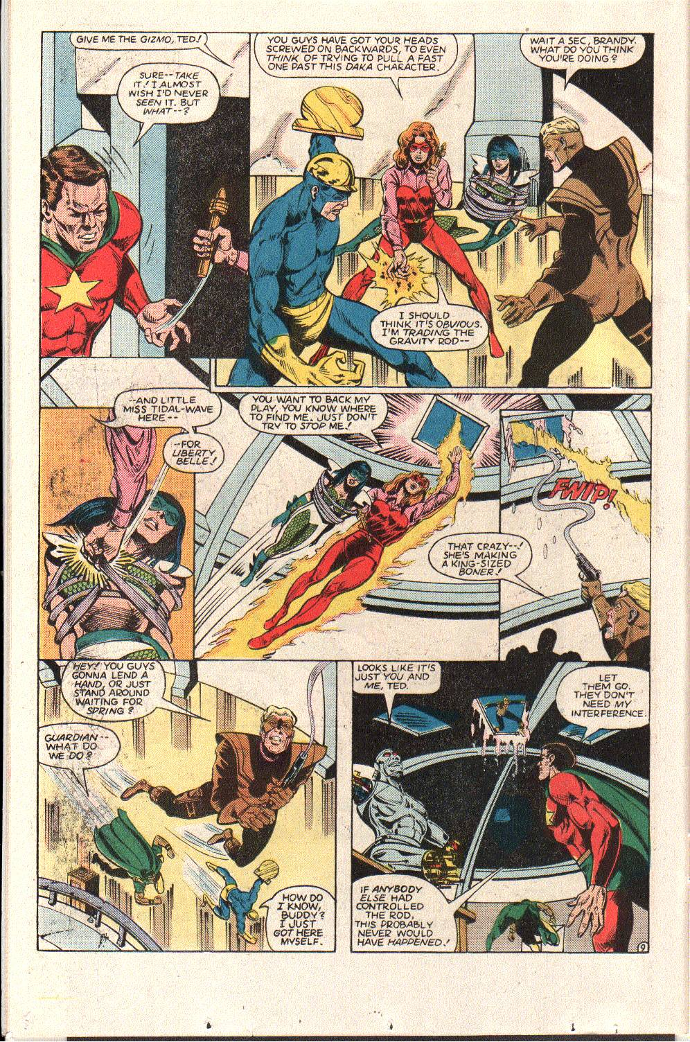 Read online All-Star Squadron comic -  Issue #43 - 14