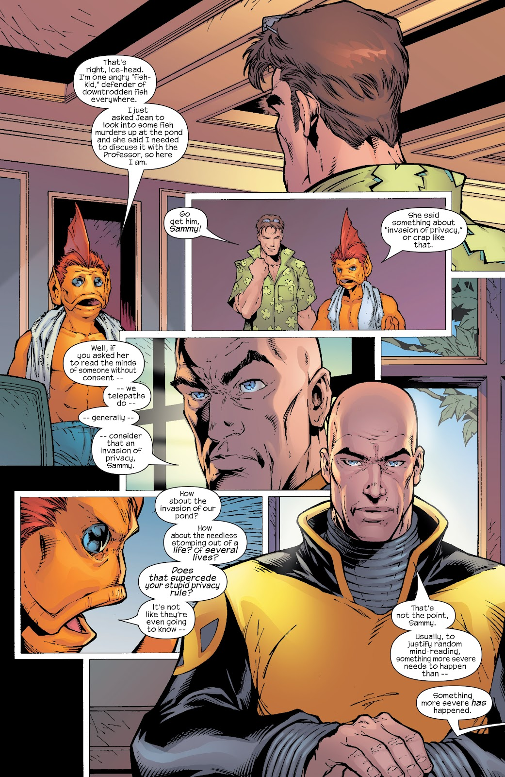 Read online X-Men: Unstoppable comic -  Issue # TPB (Part 2) - 78