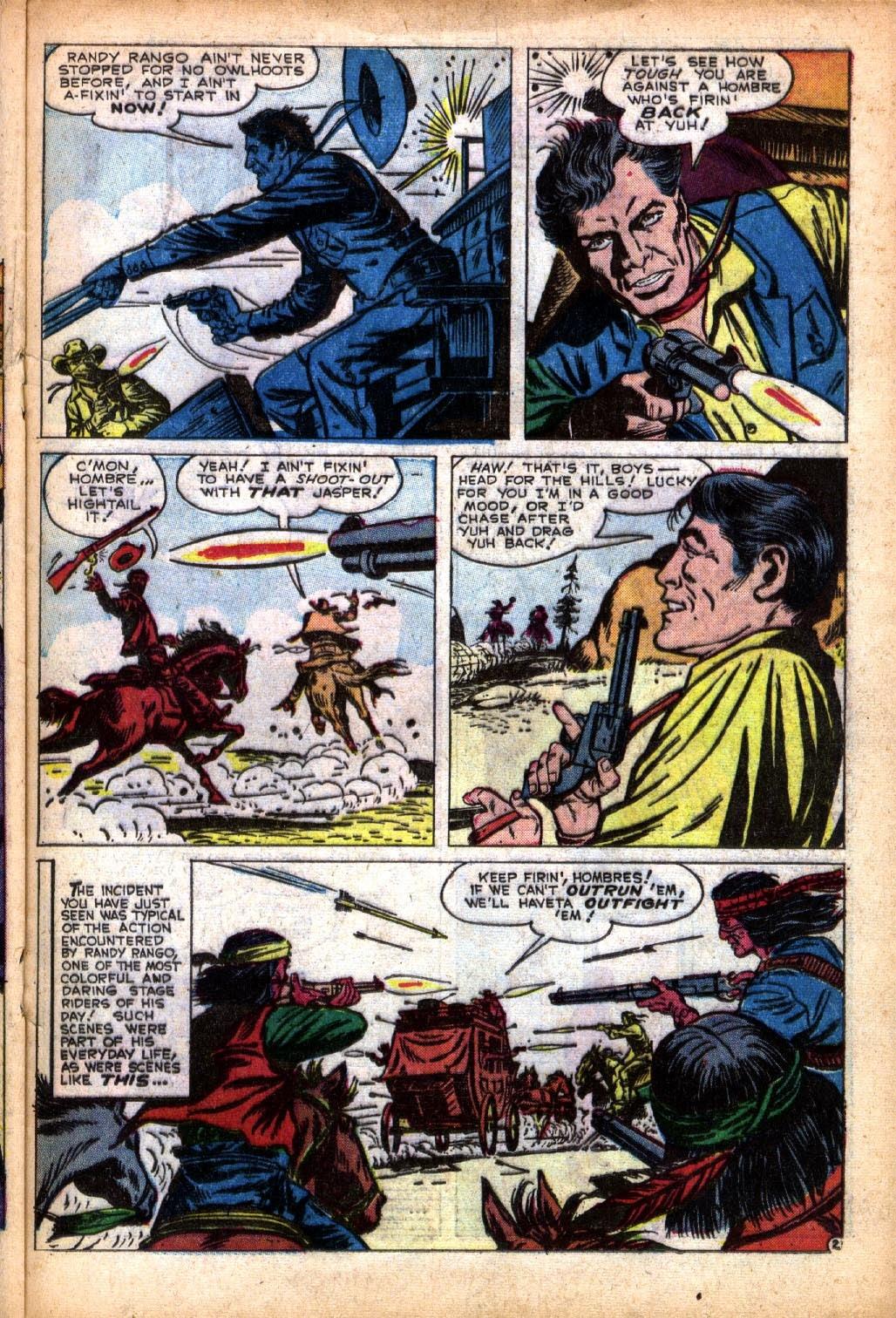 Gunsmoke Western issue 66 - Page 21