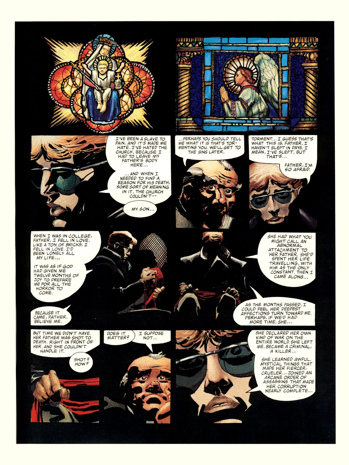 Elektra Lives Again issue Full - Page 10