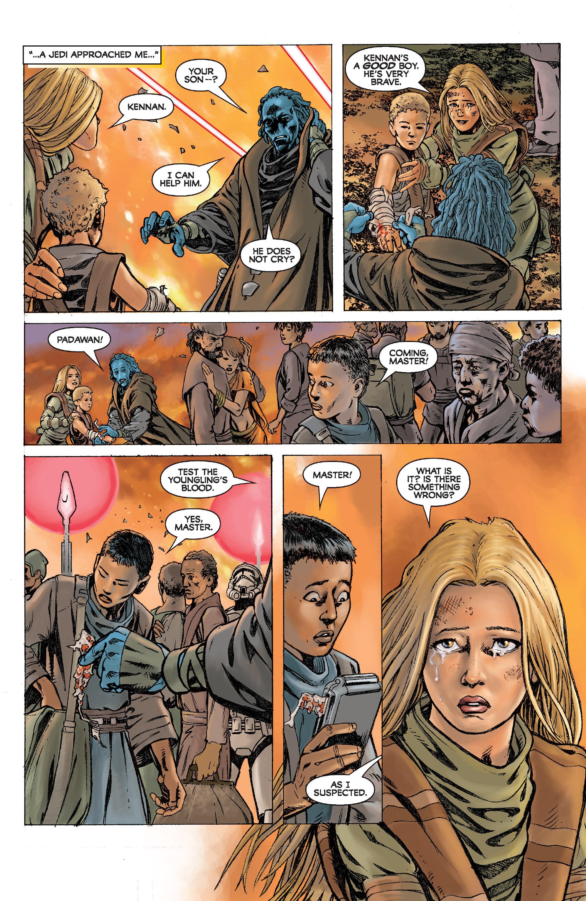 Read online Star Wars Omnibus comic -  Issue # Vol. 31 - 197