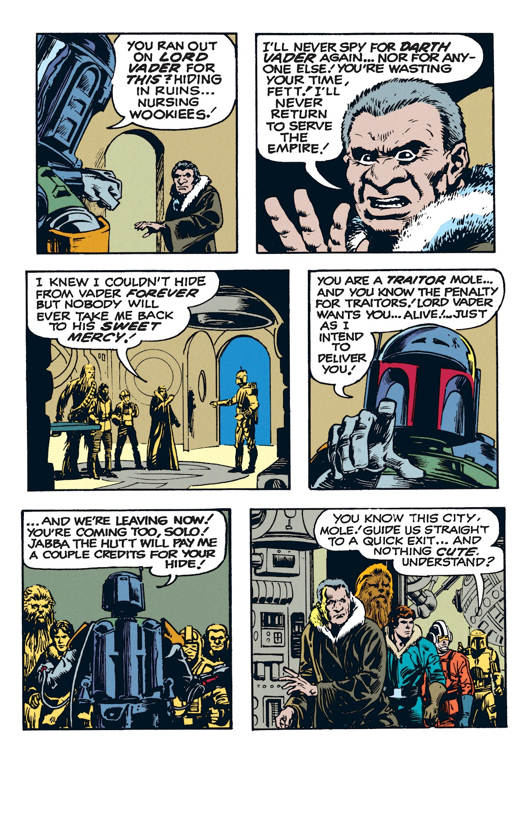 Read online Star Wars Legends: The Newspaper Strips - Epic Collection comic -  Issue # TPB (Part 3) - 75
