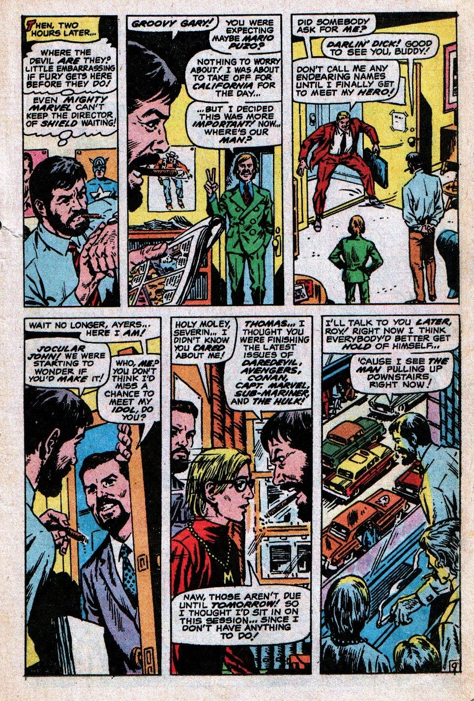 Sgt. Fury issue _Special_6 - Page 5