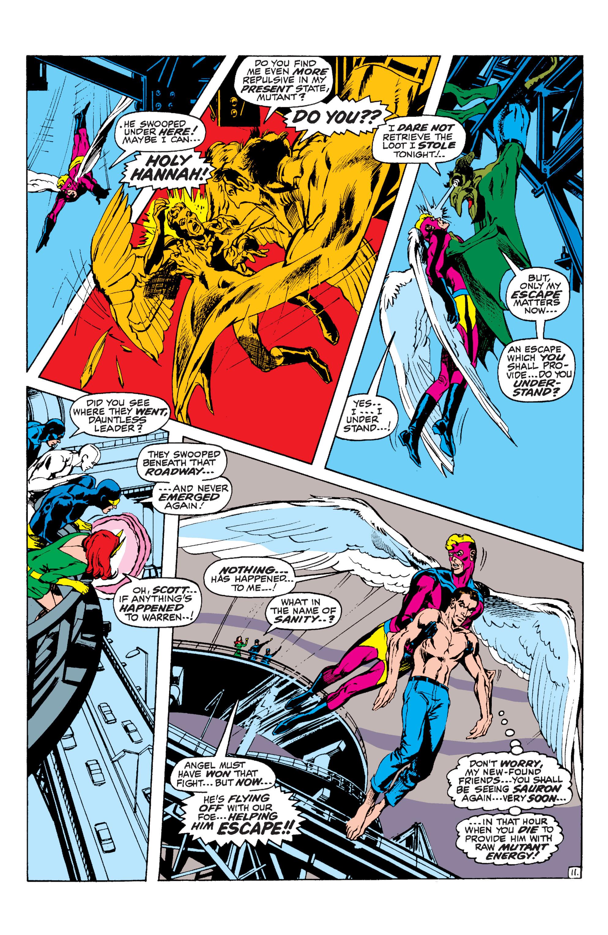 Uncanny X-Men (1963) 61 Page 9