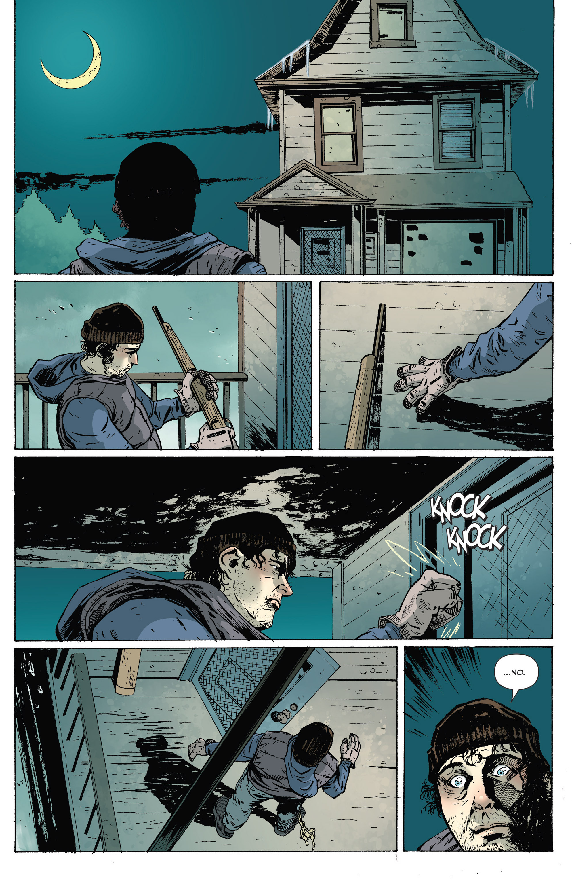 Read online Sheltered comic -  Issue #9 - 7