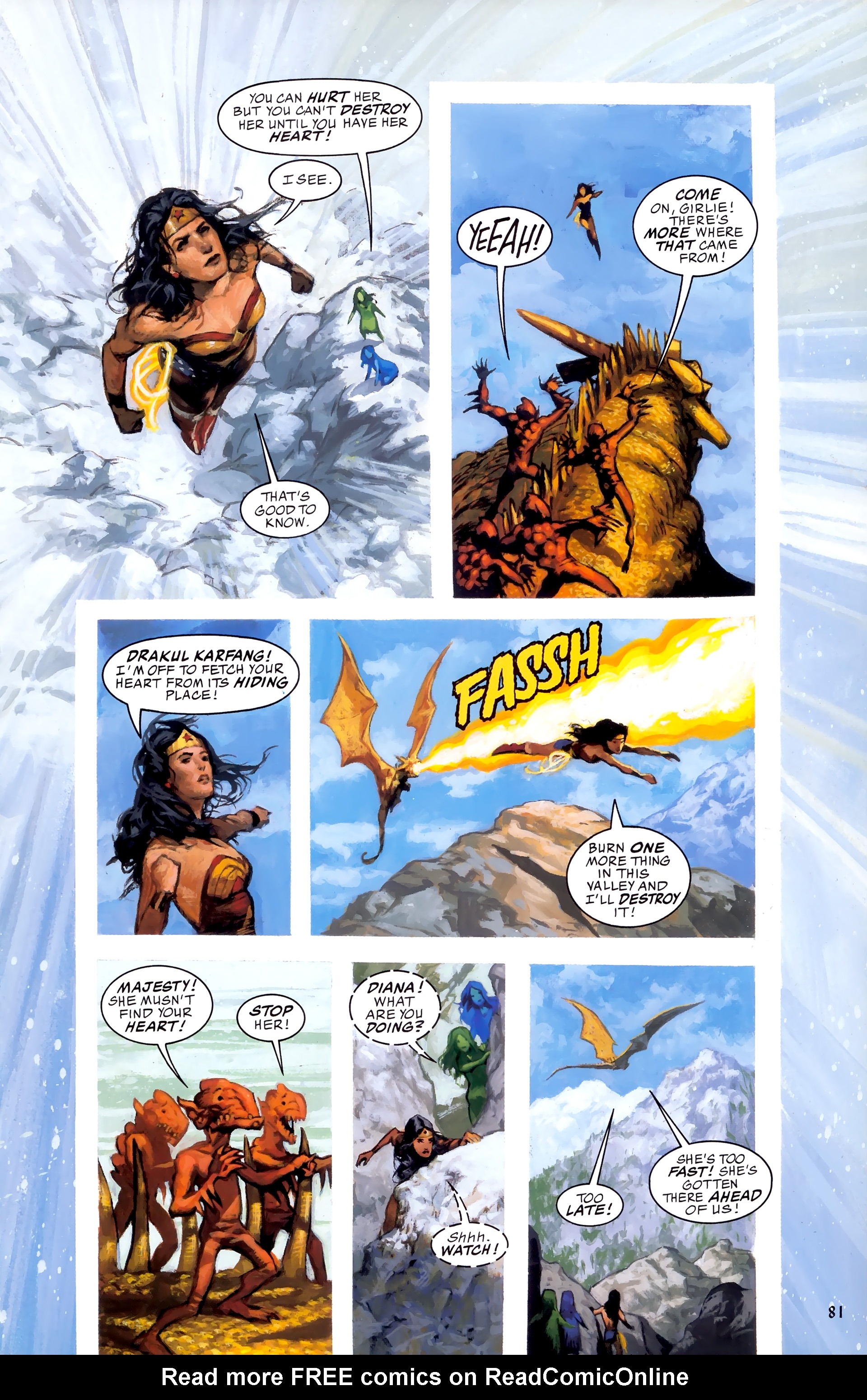 Read online JLA: A League of One comic -  Issue # Full - 88