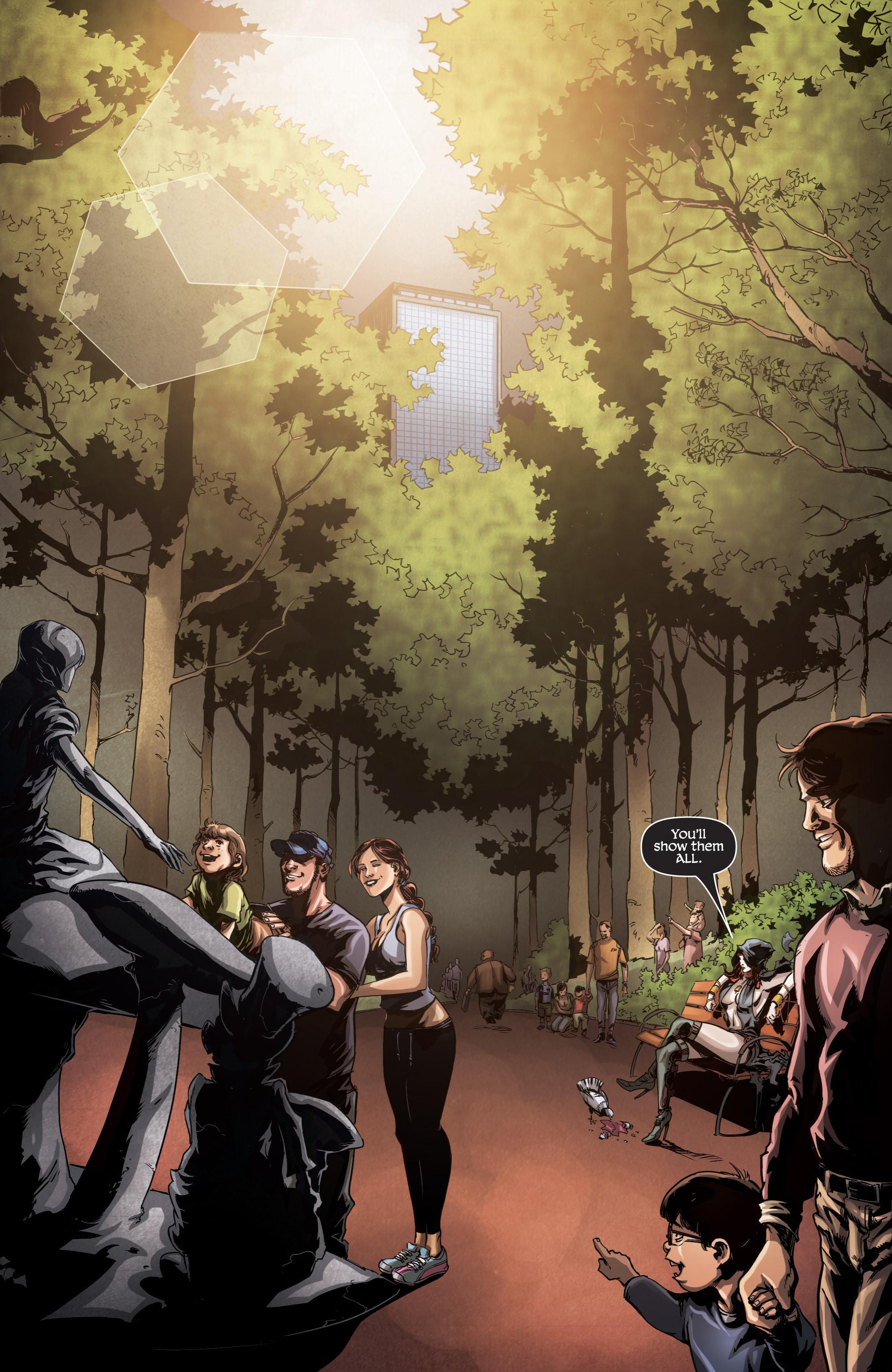 Read online Grimm Fairy Tales presents No Tomorrow comic -  Issue # TPB - 31