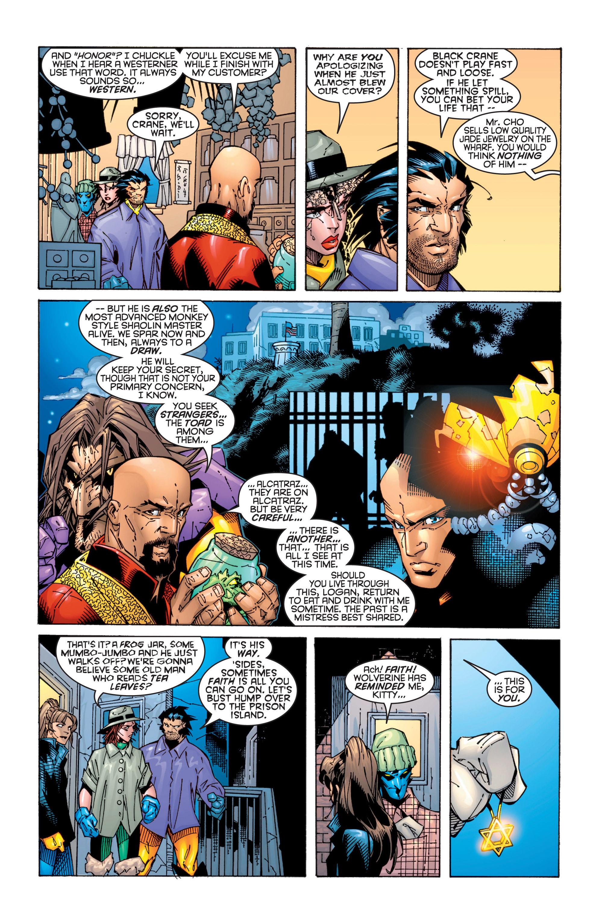 Read online Uncanny X-Men (1963) comic -  Issue #363 - 15