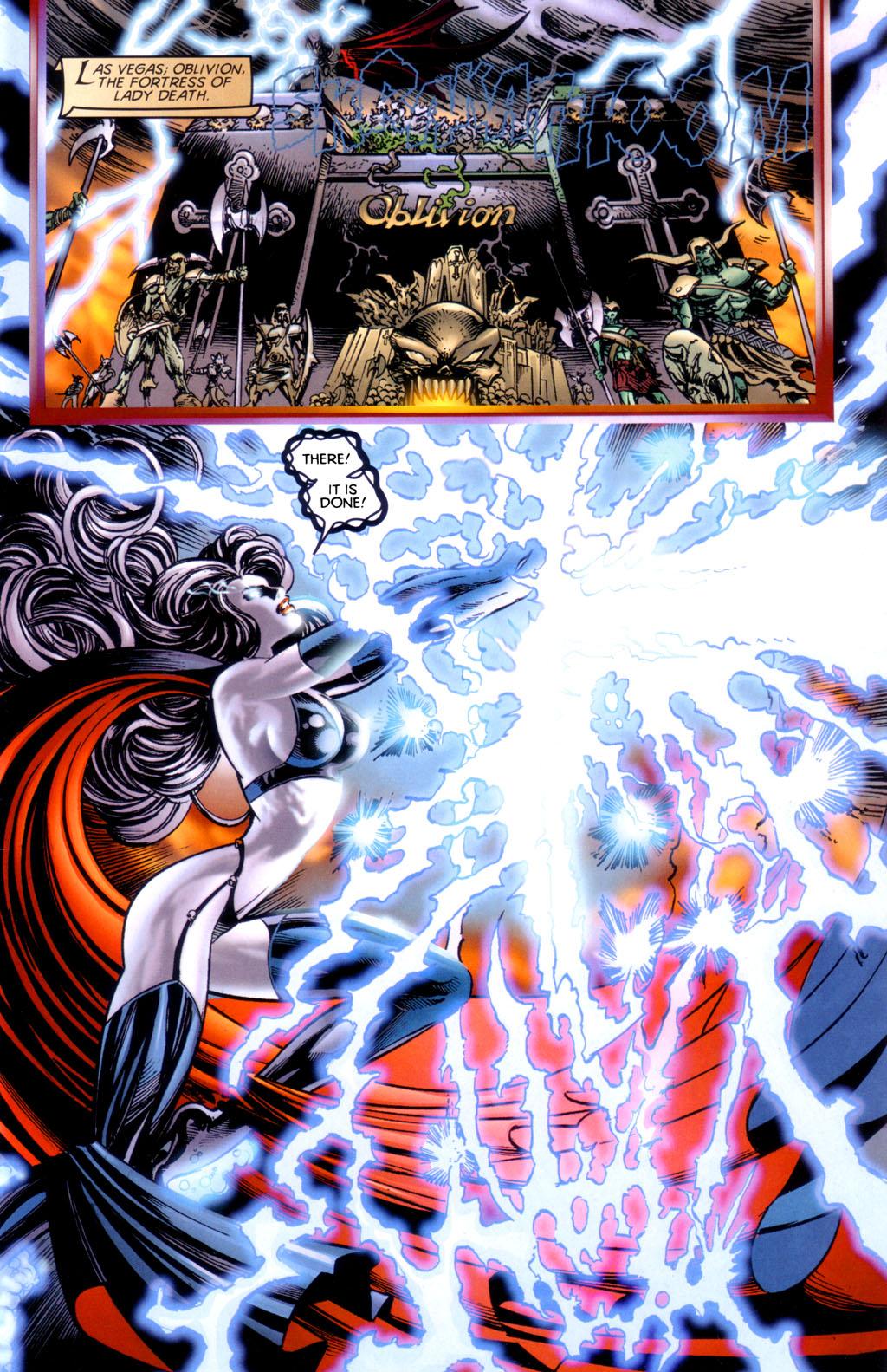Read online Lady Death vs. Purgatori comic -  Issue # Full - 3