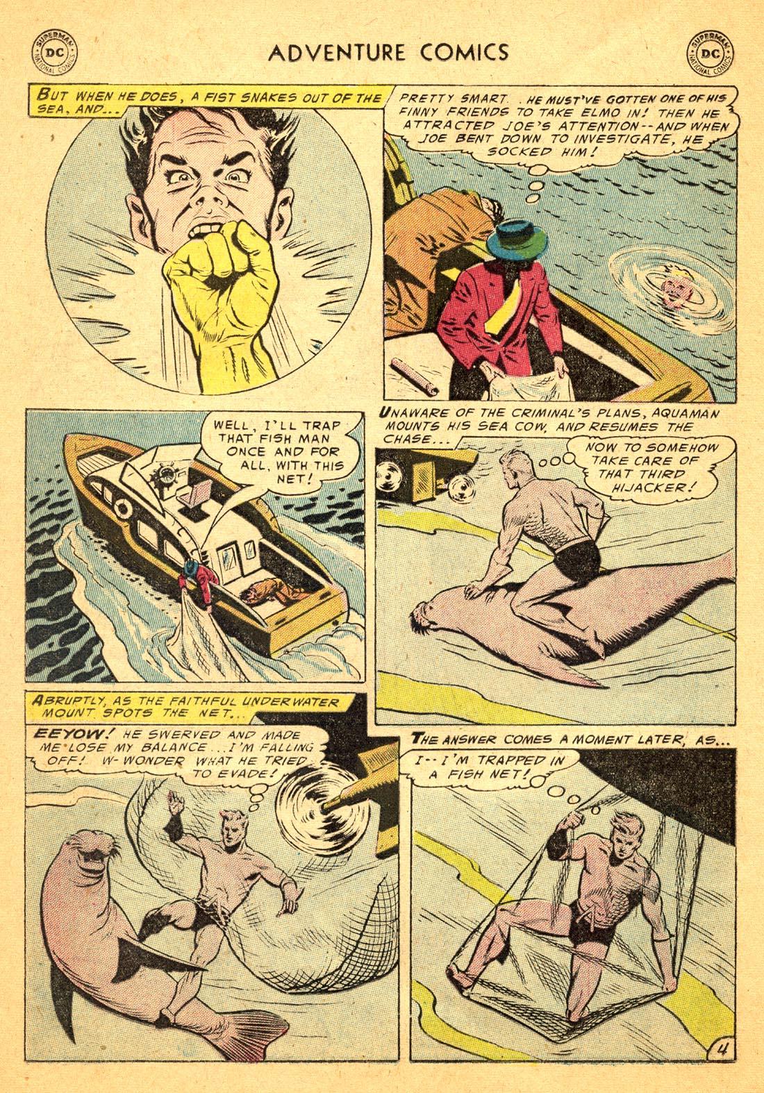 Read online Adventure Comics (1938) comic -  Issue #217 - 20