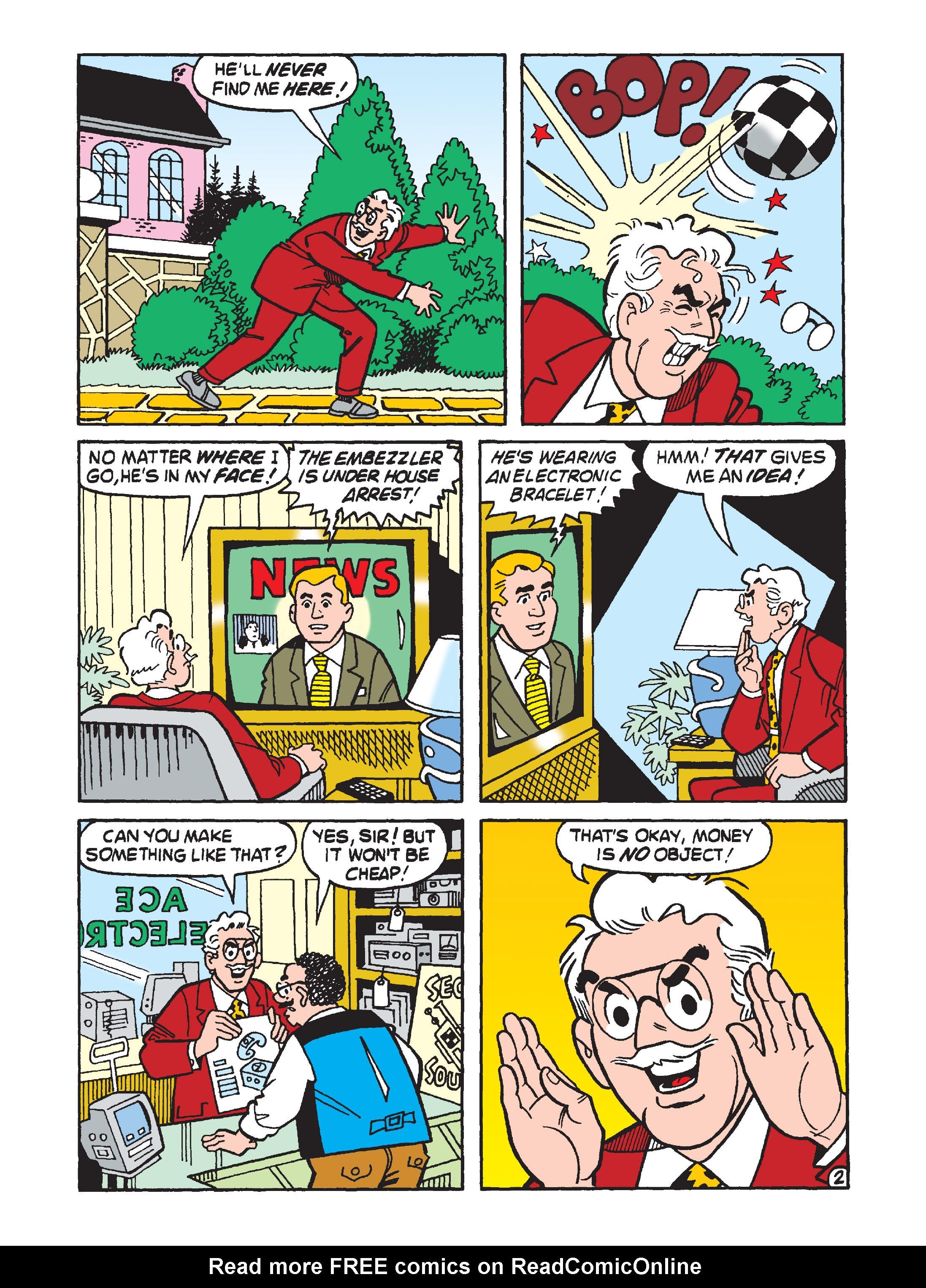 Read online Archie 1000 Page Comics Bonanza comic -  Issue #1 (Part 2) - 79