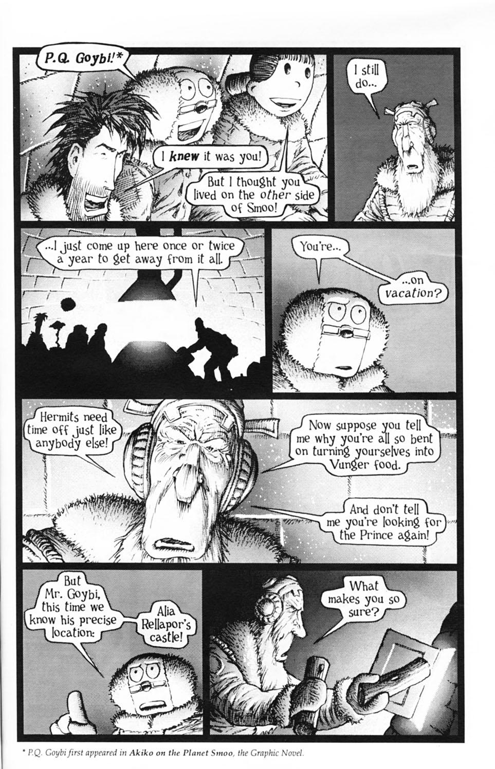 Read online Akiko comic -  Issue #Akiko _TPB 2 - 104