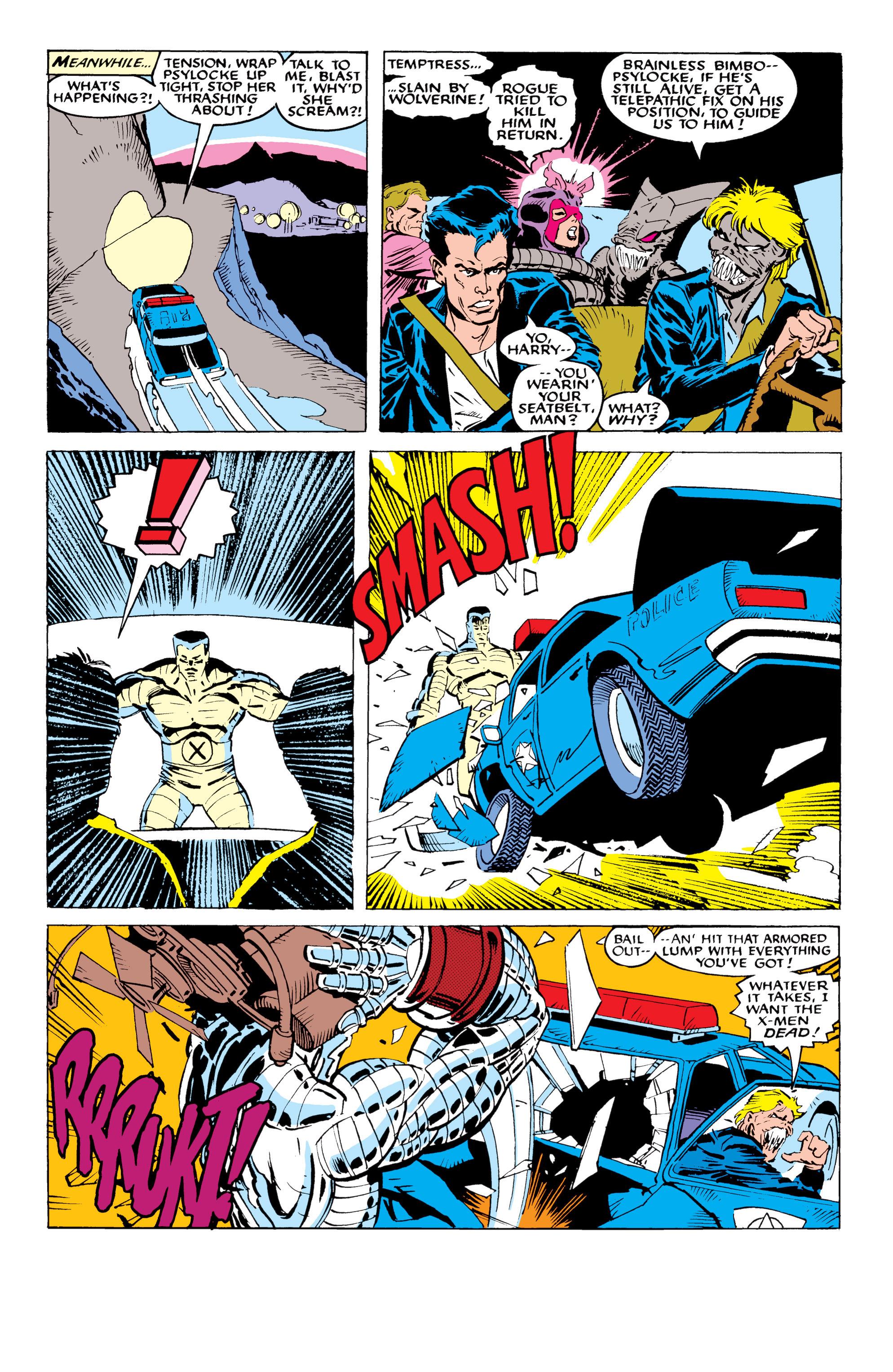 Read online Uncanny X-Men (1963) comic -  Issue #234 - 15