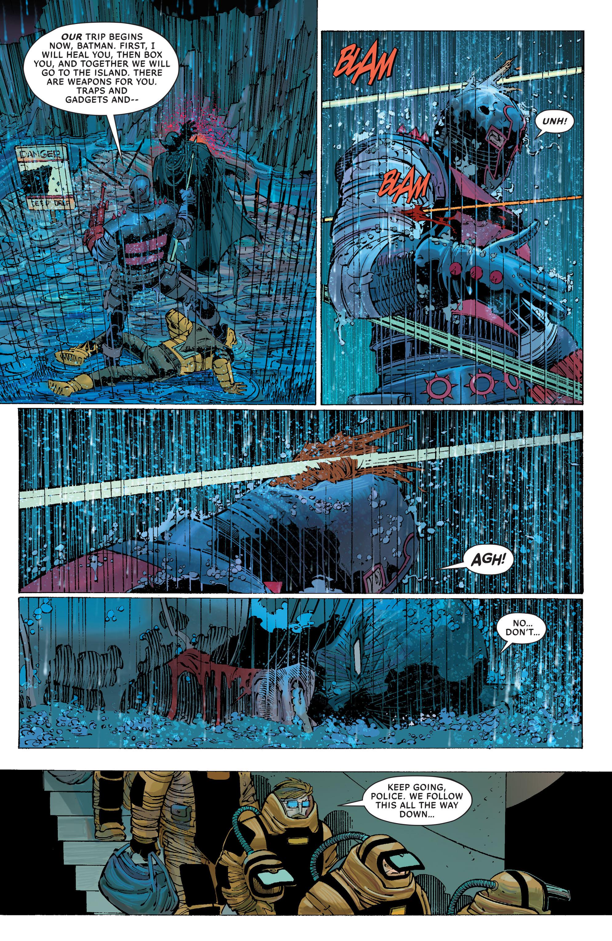 Read online All-Star Batman comic -  Issue #5 - 30