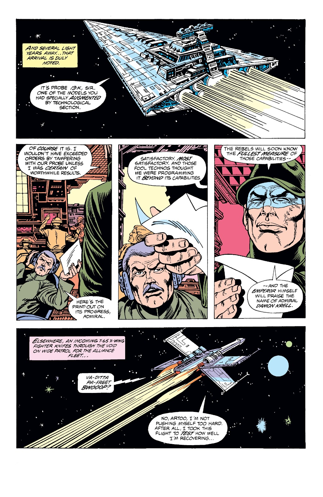 Read online Star Wars Legends: The Original Marvel Years - Epic Collection comic -  Issue # TPB 3 (Part 2) - 18
