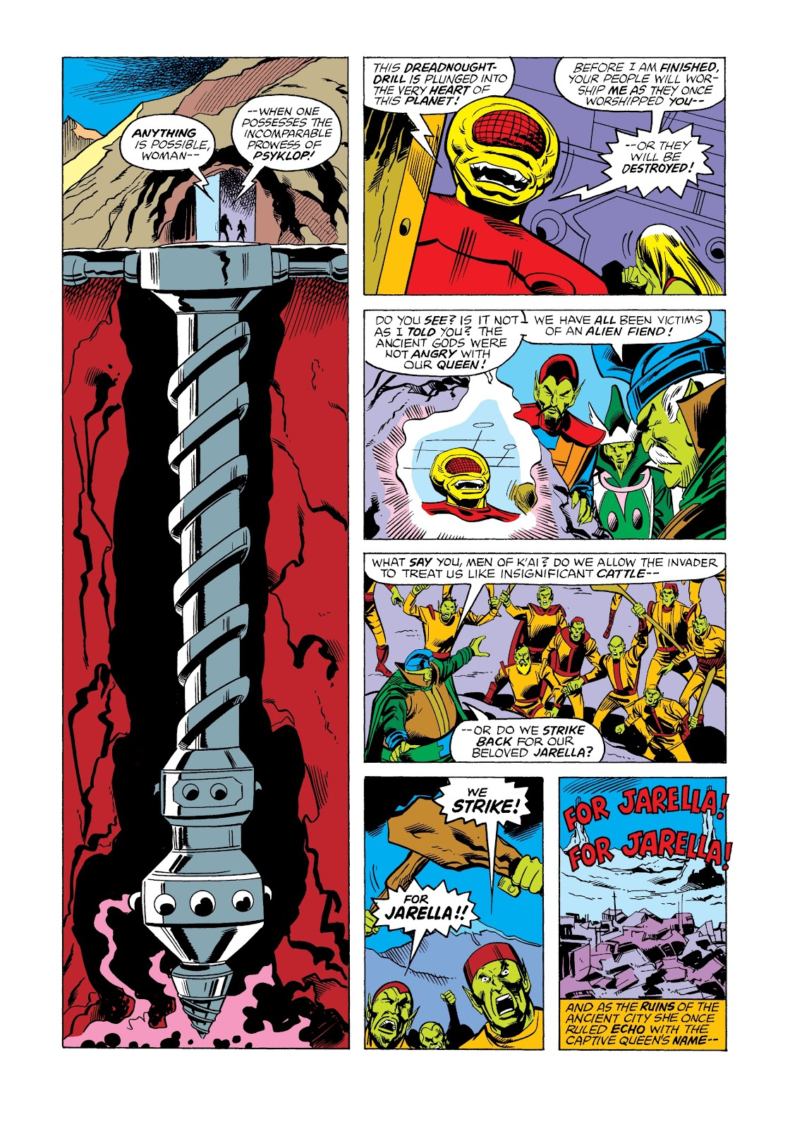 Read online Marvel Masterworks: The Incredible Hulk comic -  Issue # TPB 12 (Part 2) - 61