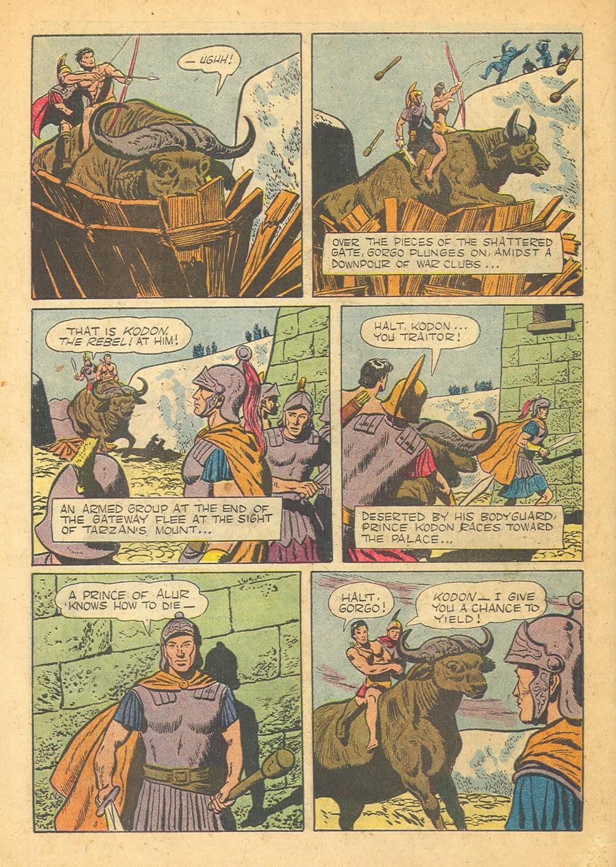 Tarzan (1948) issue 57 - Page 14