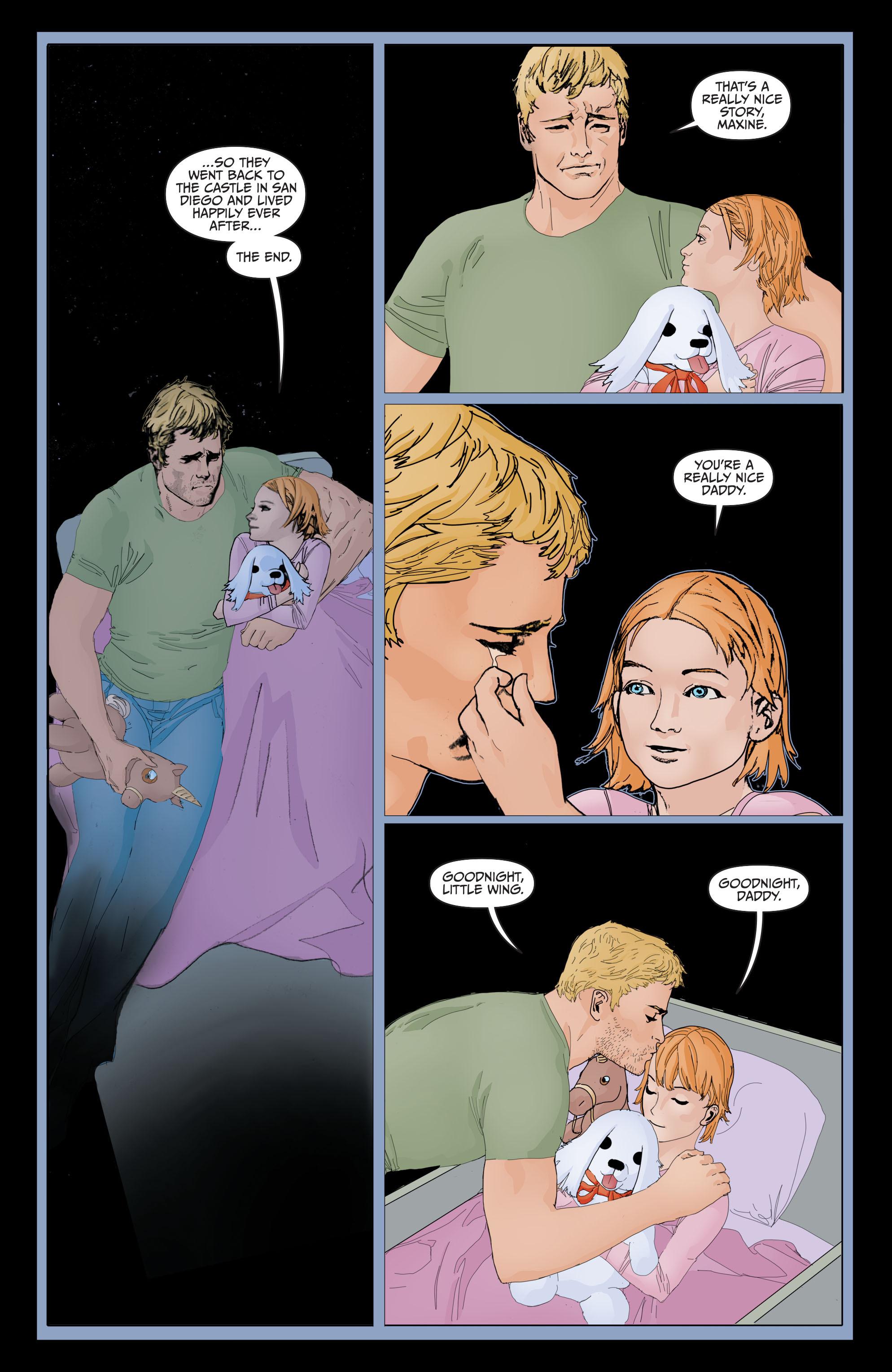 Read online Animal Man (2011) comic -  Issue #29 - 18