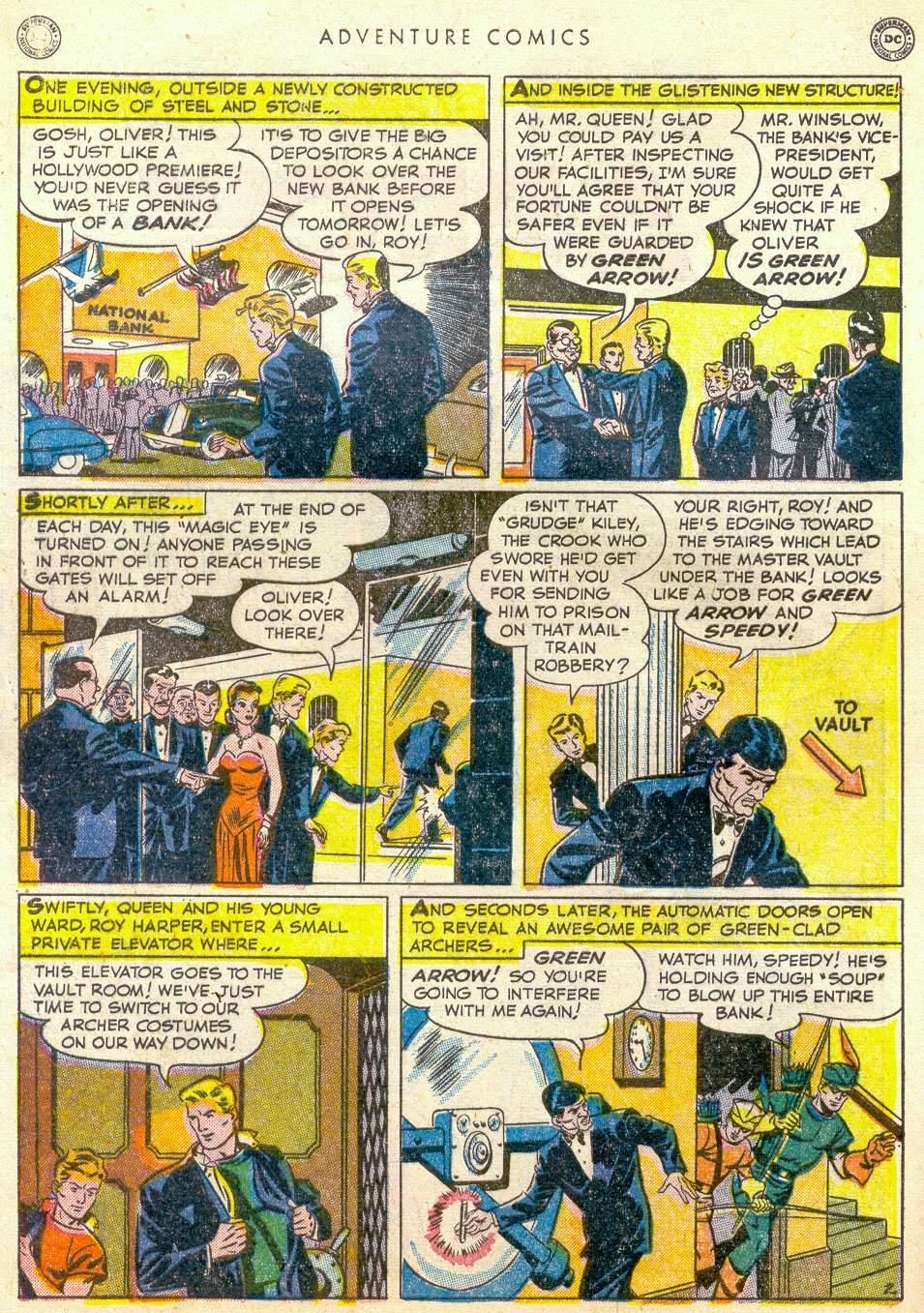 Read online Adventure Comics (1938) comic -  Issue #161 - 40