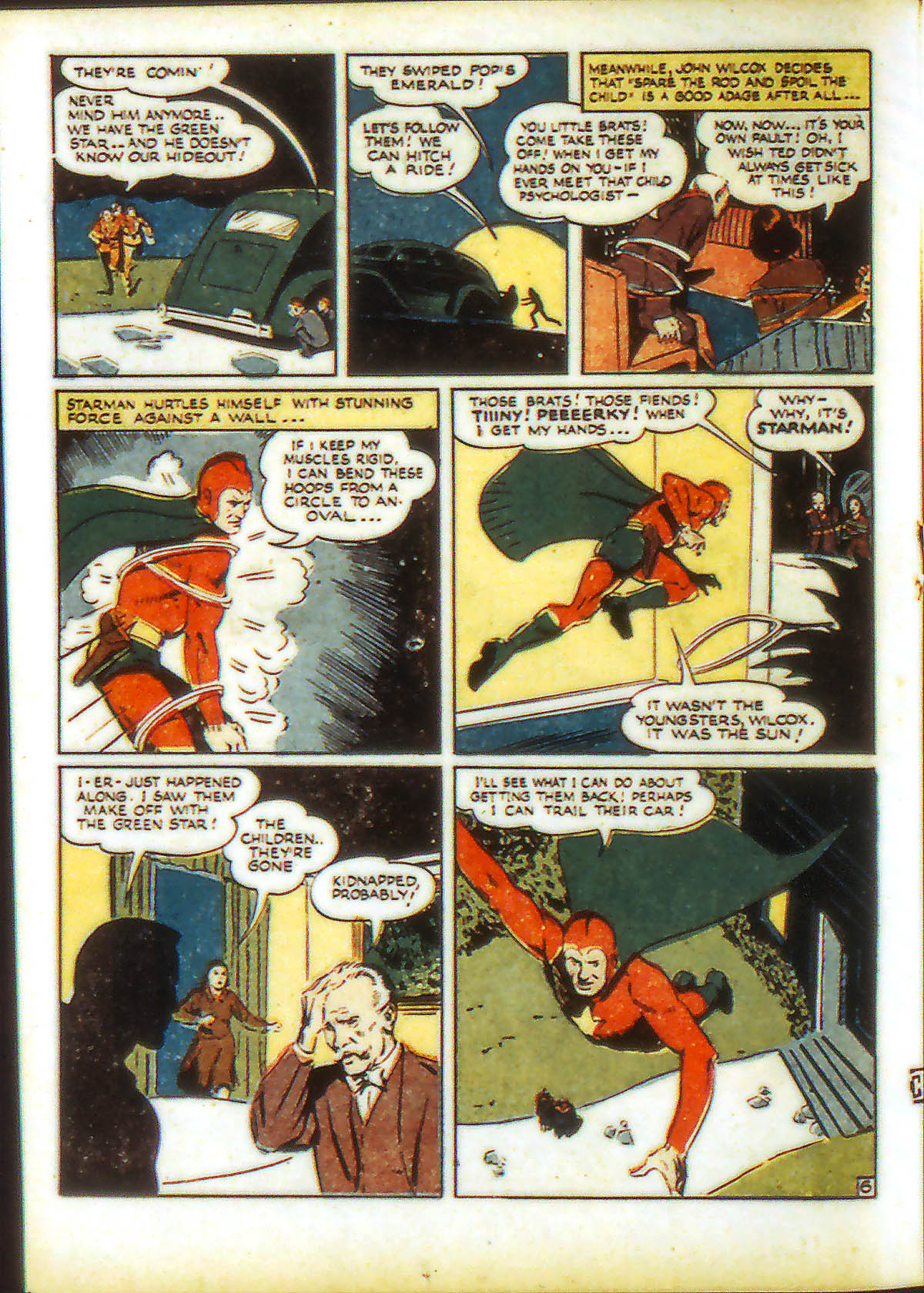 Read online Adventure Comics (1938) comic -  Issue #89 - 34