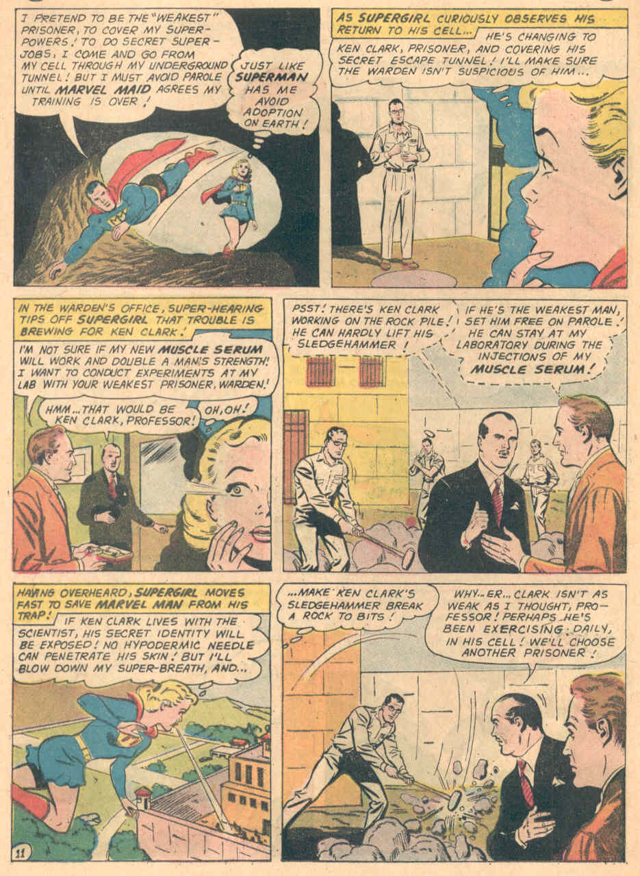 Read online Action Comics (1938) comic -  Issue #272 - 26