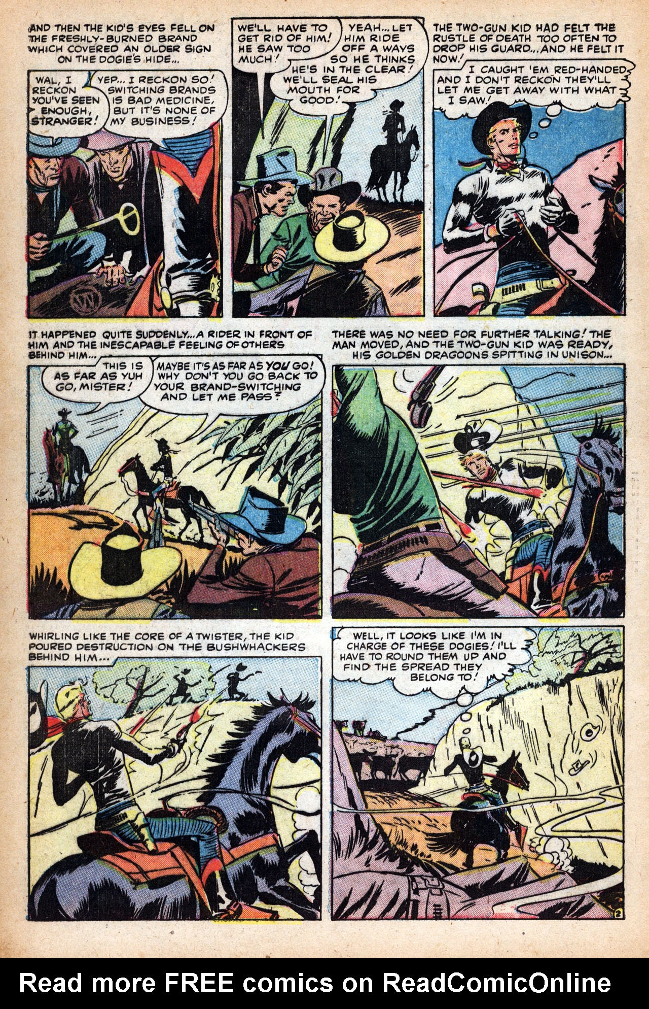 Read online Two-Gun Kid comic -  Issue #18 - 28