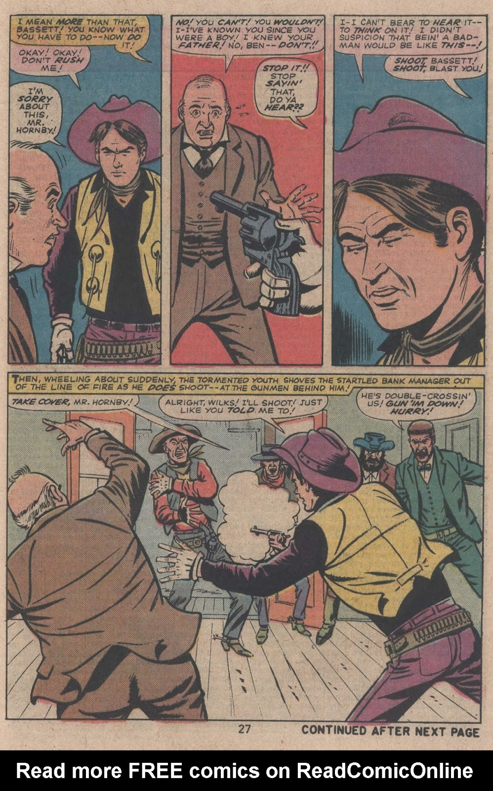 Kid Colt Outlaw issue 195 - Page 29