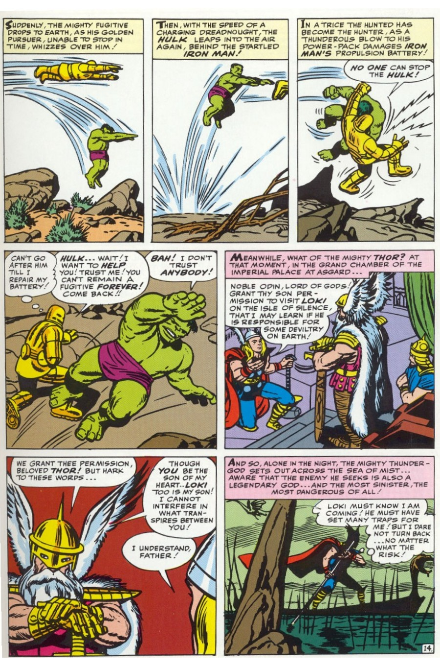 The Avengers (1963) 1 Page 14
