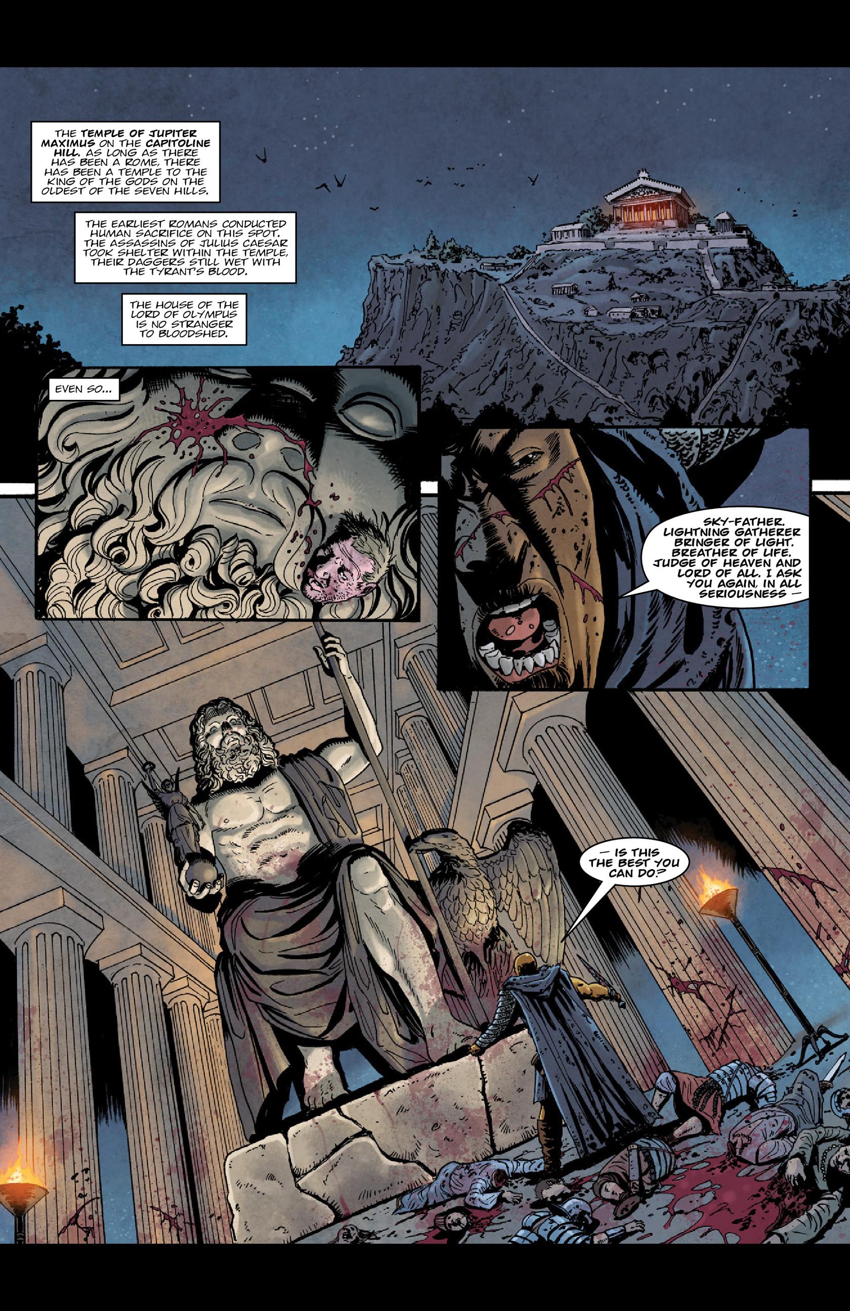Read online Aquila comic -  Issue #5 - 3
