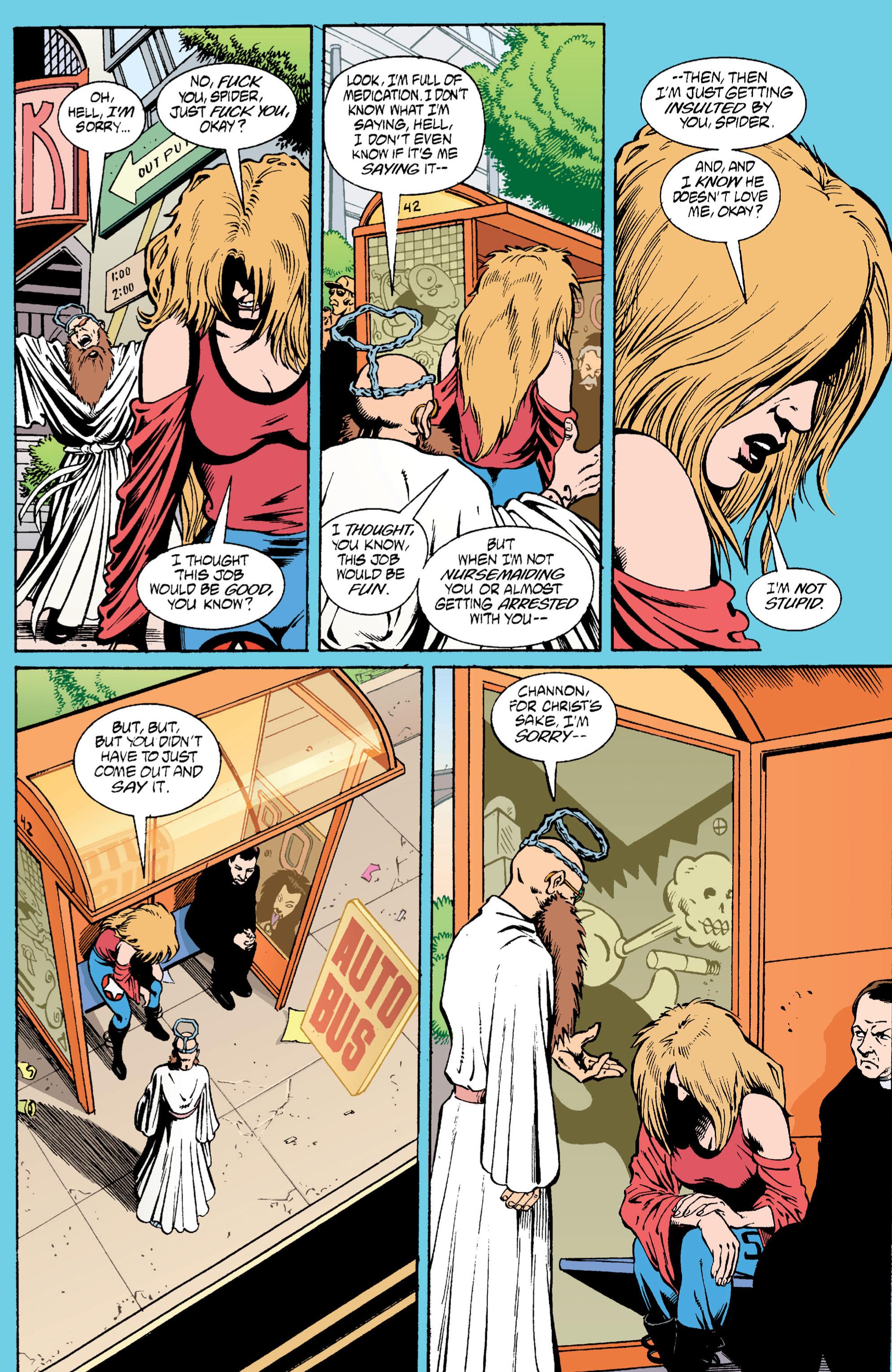 Read online Transmetropolitan comic -  Issue #6 - 10