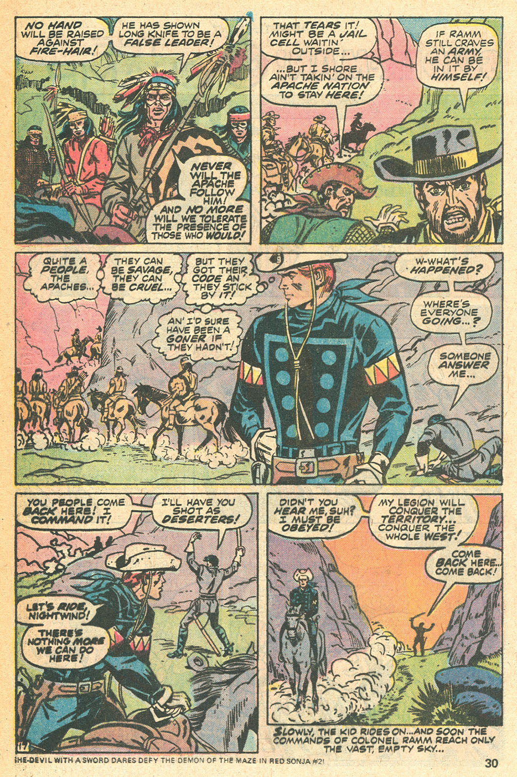 The Rawhide Kid (1955) issue 138 - Page 32