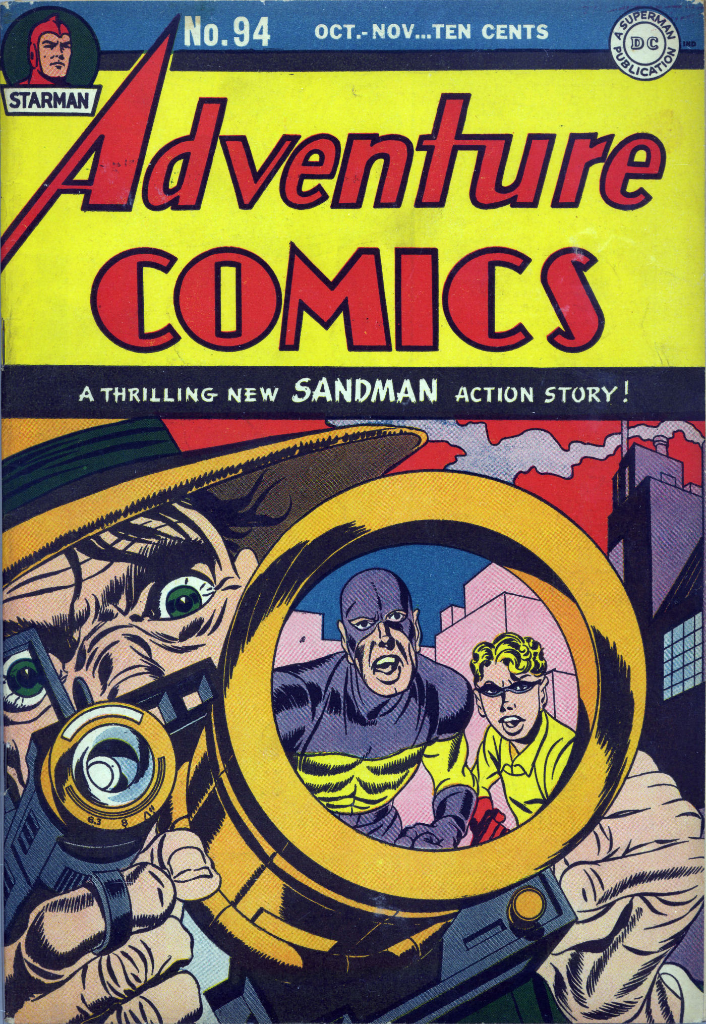 Read online Adventure Comics (1938) comic -  Issue #94 - 2