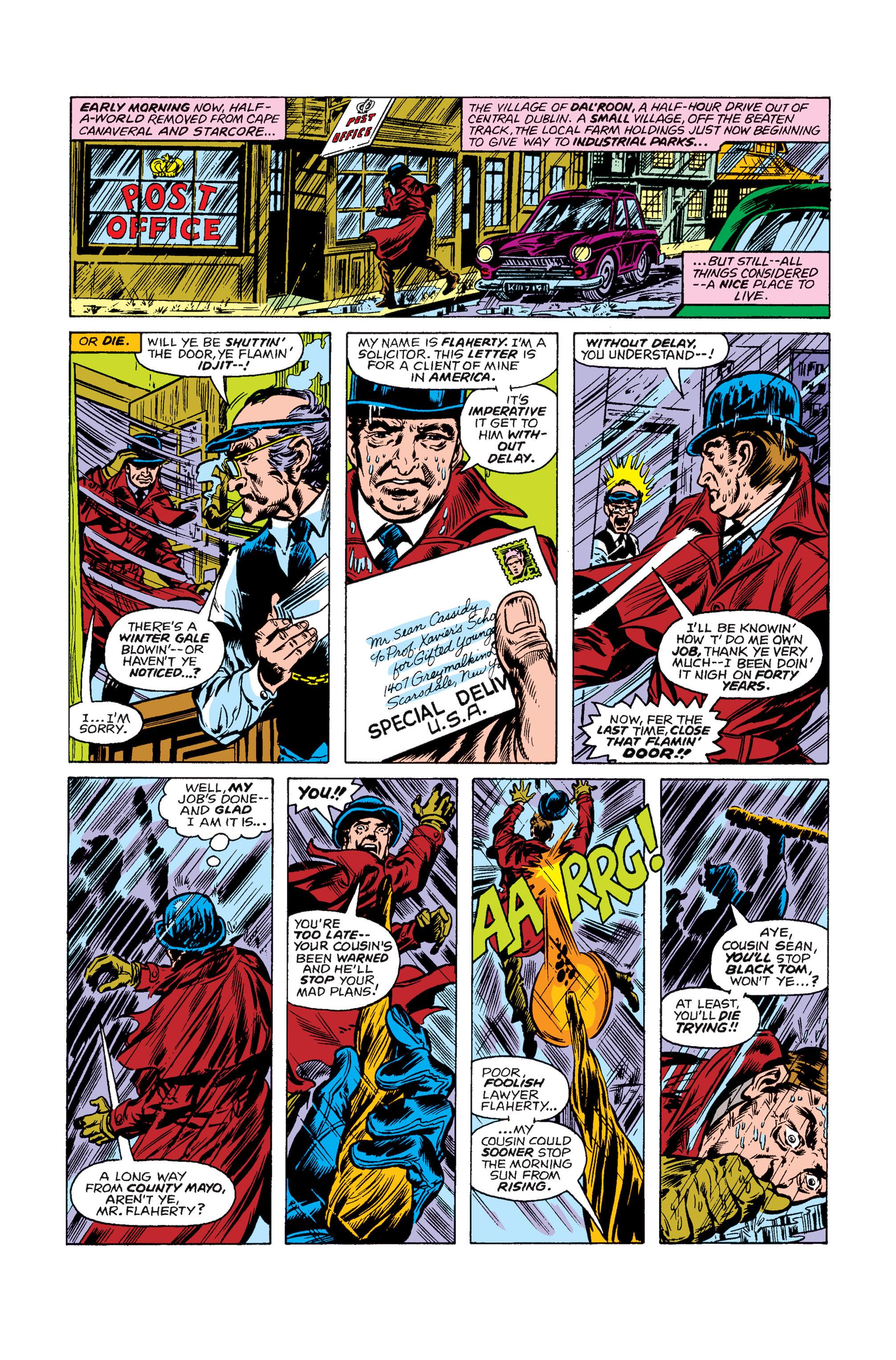 Uncanny X-Men (1963) 99 Page 7