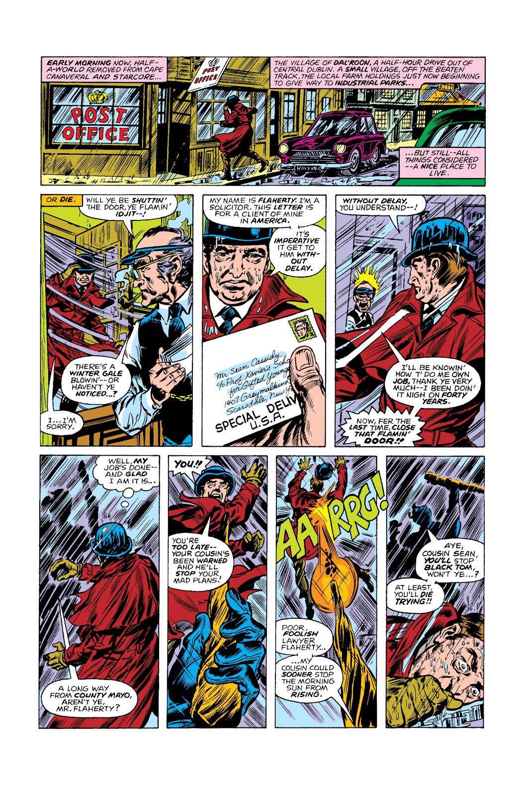 Uncanny X-Men (1963) issue 99 - Page 8