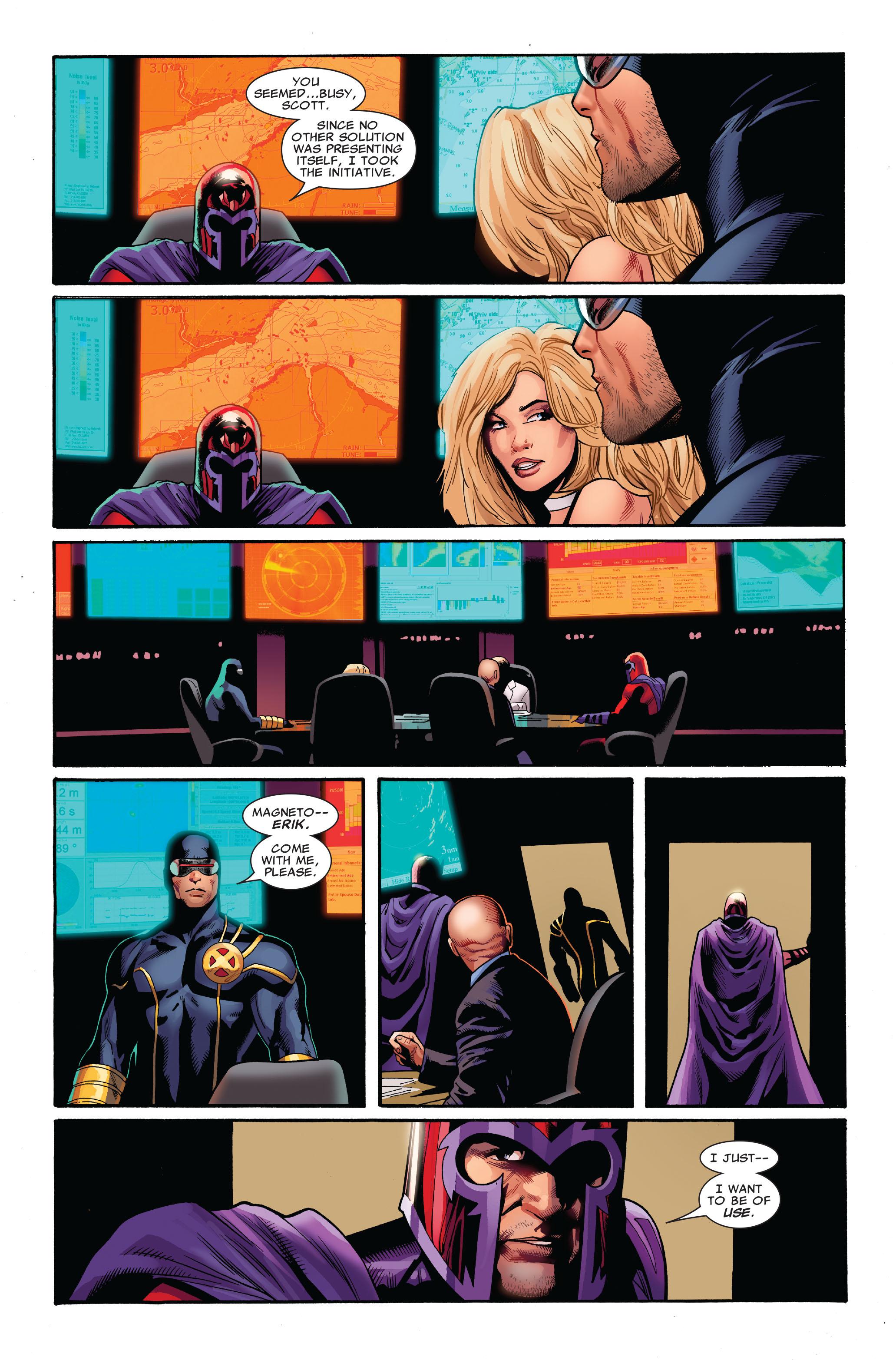Read online Uncanny X-Men (1963) comic -  Issue #520 - 13