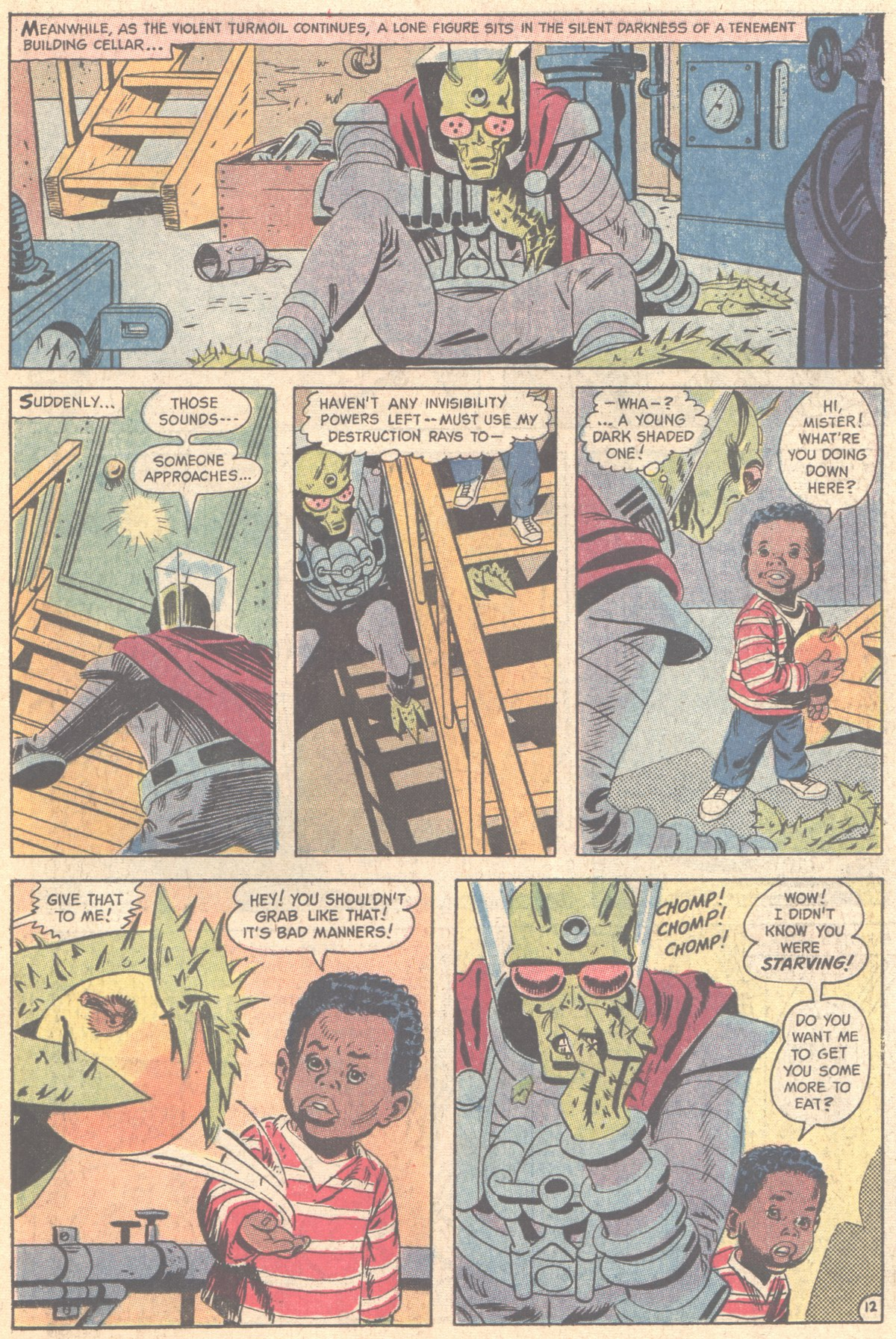 Read online Adventure Comics (1938) comic -  Issue #411 - 15