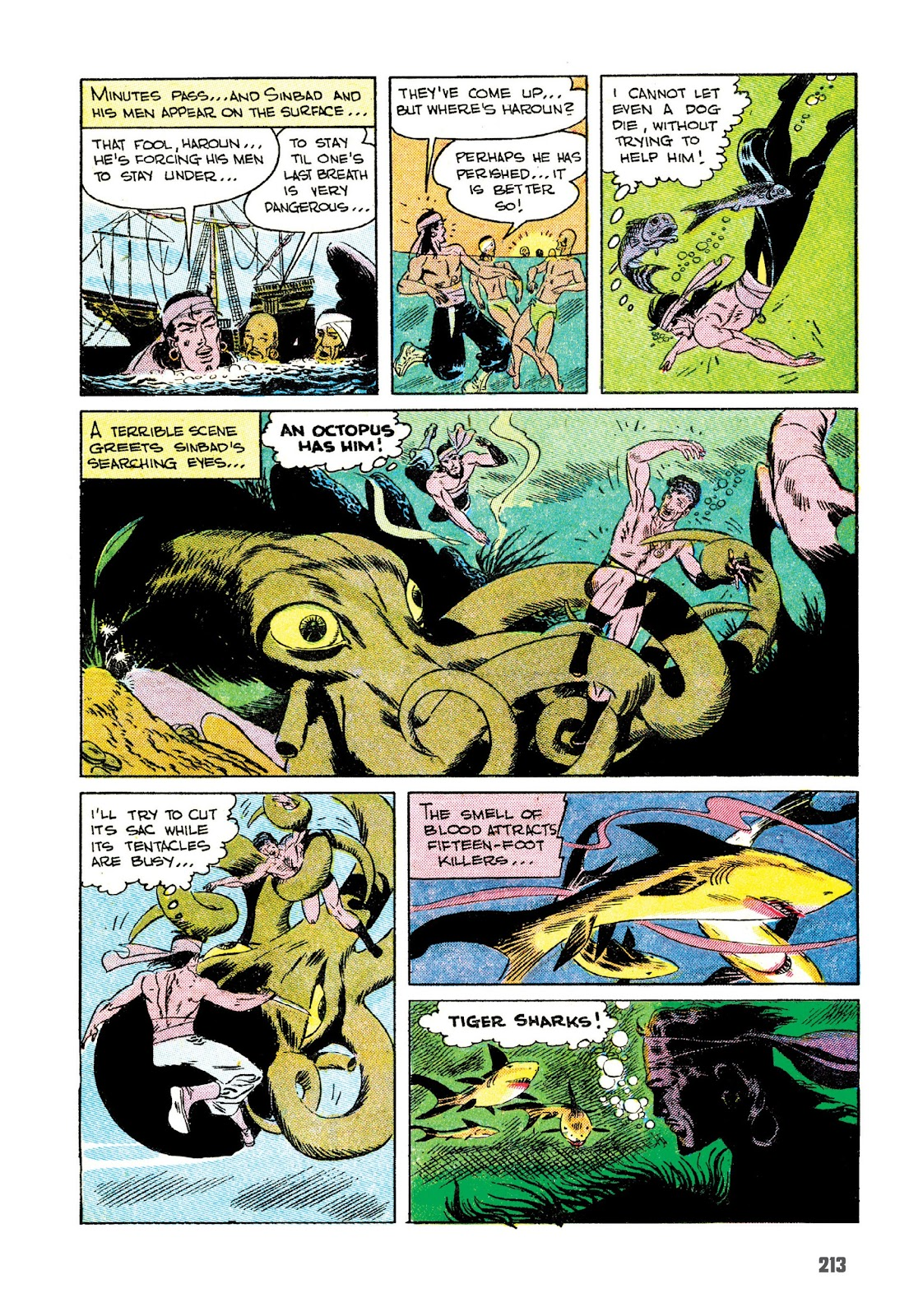 Read online The Joe Kubert Archives comic -  Issue # TPB (Part 3) - 24