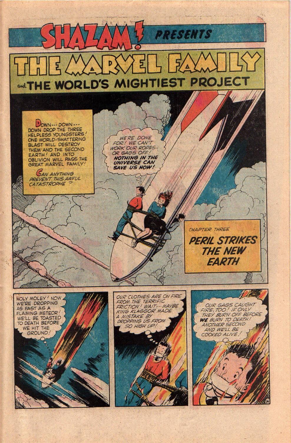 Read online Shazam! (1973) comic -  Issue #23 - 27