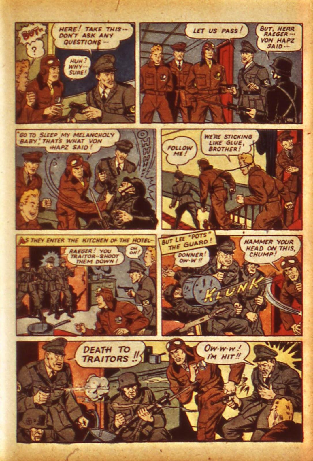 USA Comics issue 7 - Page 27