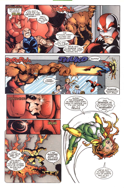 Read online Alpha Flight (1997) comic -  Issue #4 - 20