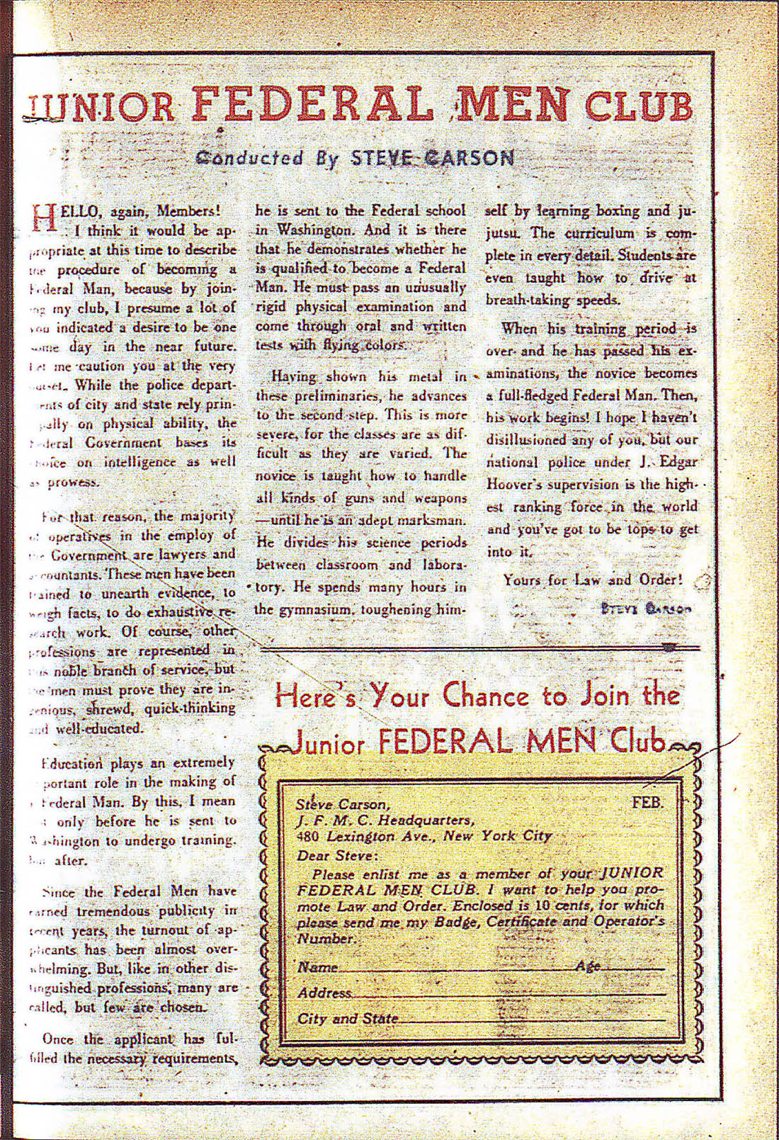 Read online Adventure Comics (1938) comic -  Issue #59 - 32