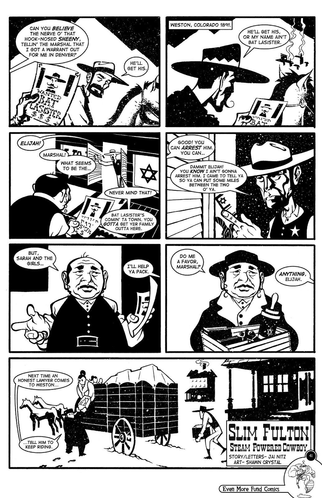 Read online Even More Fund Comics comic -  Issue # TPB (Part 1) - 41