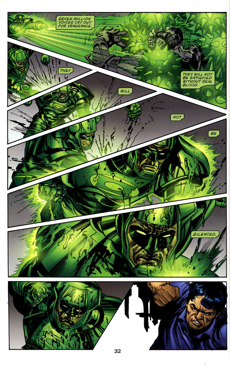 Read online Green Lantern: Legacy: The Last Will and Testament of Hal Jordan comic -  Issue # TPB - 37