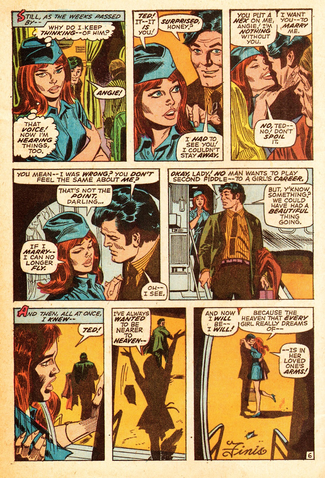 My Love (1969) issue 22 - Page 10