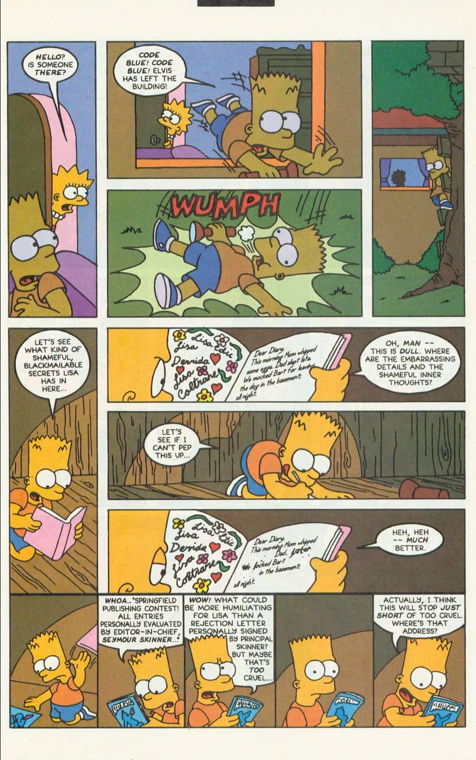 Read online Simpsons Comics comic -  Issue #9 - 4