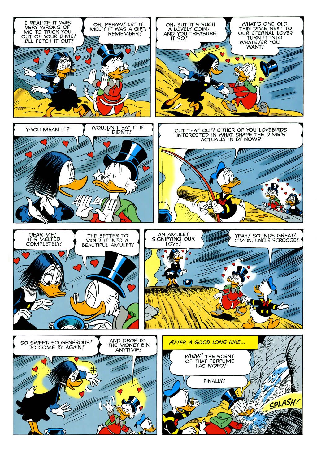 Read online Uncle Scrooge (1953) comic -  Issue #321 - 32