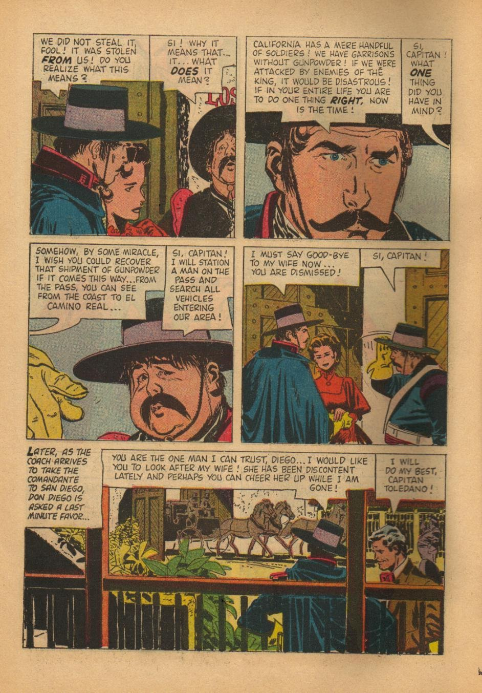 Zorro (1966) issue 2 - Page 6