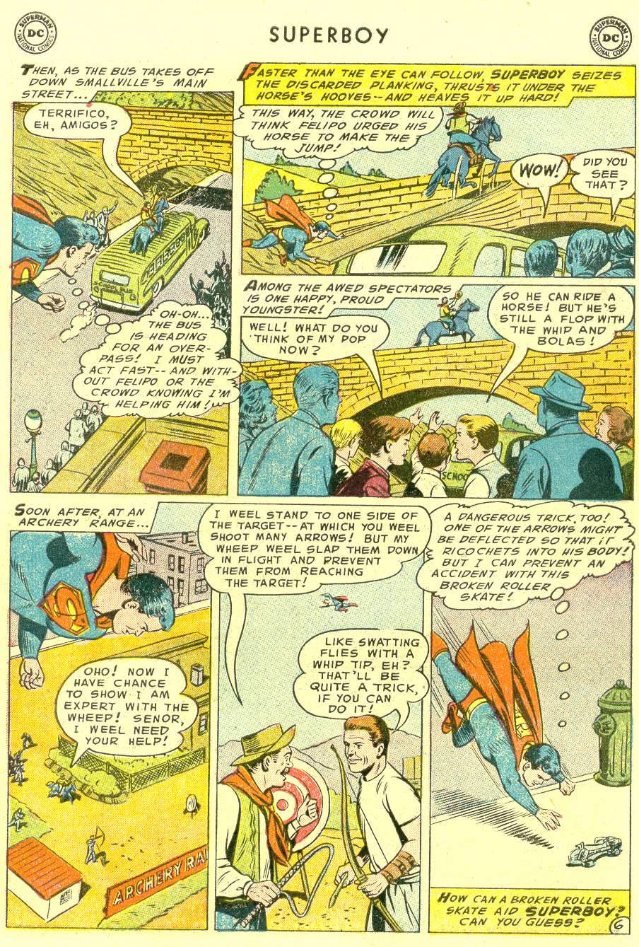 Superboy (1949) issue 42 - Page 29
